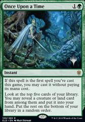 Once Upon a Time - Foil - Promo Pack