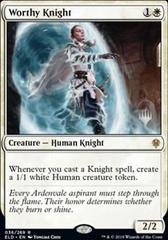Worthy Knight - Foil - Promo Pack
