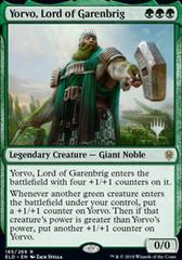 Yorvo, Lord of Garenbrig - Foil - Promo Pack