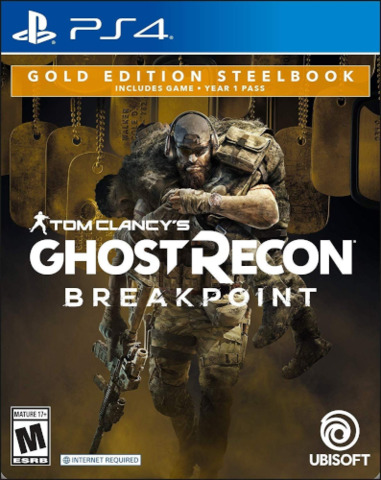 Ghost Recon Breakpoint [Gold Edition]
