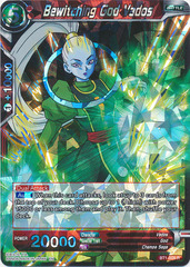 Bewitching God Vados - BT1-008 - R - Shatterfoil on Channel Fireball