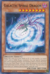 Galactic Spiral Dragon - CHIM-EN016 - Common - 1st Edition on Channel Fireball