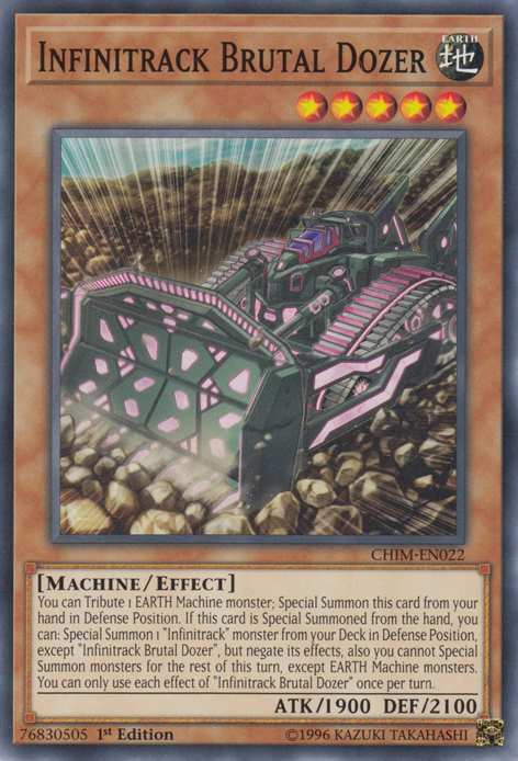 Yugioh 3x CHIM-EN069 Common 1st Edition Escape of the Unchained