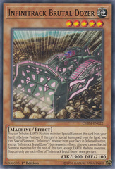 Infinitrack Brutal Dozer - CHIM-EN022 - Common - 1st Edition
