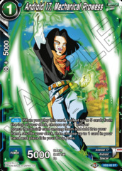Android 17, Mechanical Prowess - XD2-02 - ST