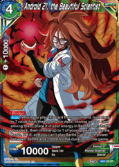 Android 21, the Beautiful Scientist - XD2-09 - ST - Foil