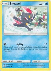 Sneasel- 43/236 - Common