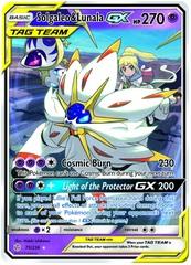 Solgaleo & Lunala Tag Team GX - 75/236 - Ultra Rare