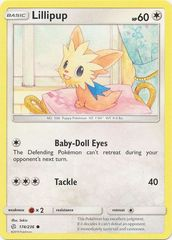 Lillipup - 174/236 - Common