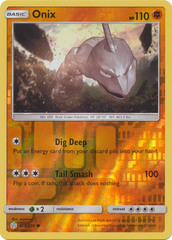 Onix - 105/236 - Common - Reverse Holo