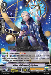 Atlas of Heavenly Sphere - V-TD09/007EN - TD