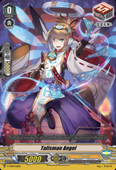 Talisman Angel - V-TD09/013EN - TD