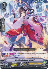 Battle Maiden, Imari - V-BT07/054EN - C
