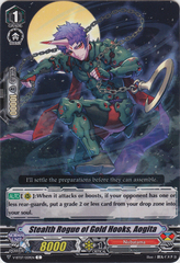Stealth Rogue of Gold Hooks, Aogita - V-BT07/059EN - C