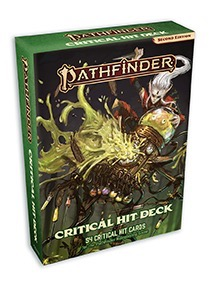 Pathfinder RPG Second Edition: Critical Hit Deck