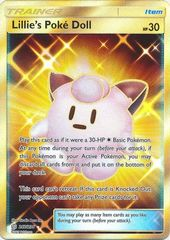 Lillie's Poke Doll - 267/236 - Secret Rare
