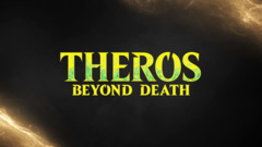 Theros Beyond Death Theme Booster Display