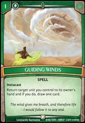 Guiding Winds