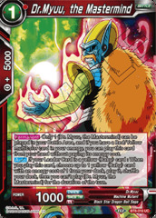 Dr.Myuu, the Mastermind - BT8-016 - UC
