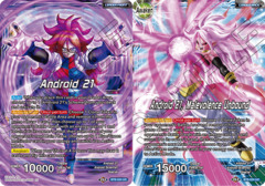 Android 21 // Android 21, Malevolence Unbound - BT8-024 - UC