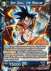 Son Goku, the Rescuer - BT8-026 - R
