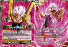 Super Baby 1 // Super Baby 2, Awakened Malevolence - BT8-067 - UC - Foil