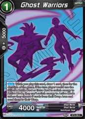 Ghost Warriors - BT8-098 - C - Foil