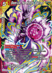 Beerus, No Holds Barred - BT8-112 - SR