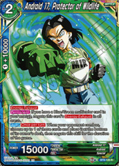 Android 17, Protector of Wildlife - BT8-120 - R