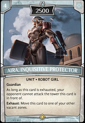 AIRA, Inquisitive Protector