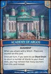 Academy of Argos - Foil