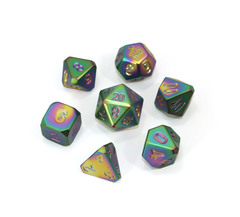 Forge Scorched Rainbow Satin