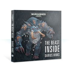 Blackstone Fortress: The Beast Inside Cd
