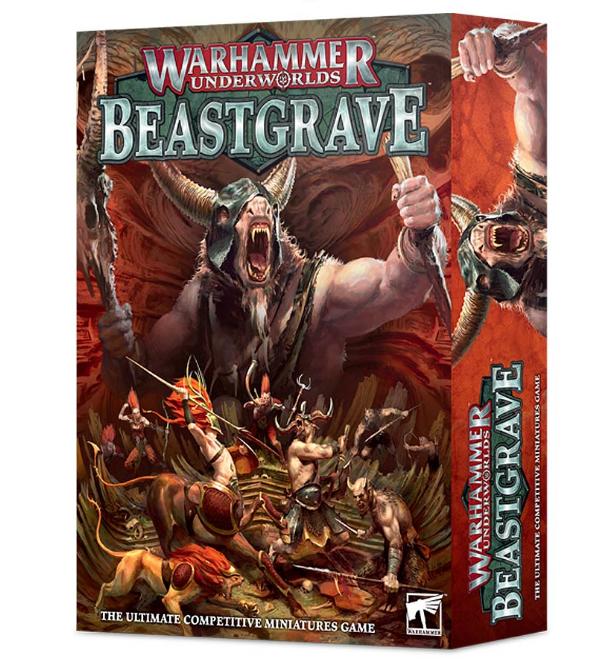 Warhammer Underworlds: Beastgrave (Eng)