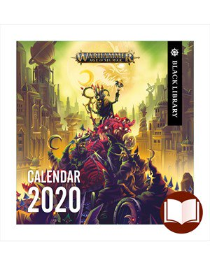 Age Of Sigmar 2020 Calendar