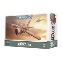 Aeronautica Imperalis: Ork Air Waaagh! Dakkajets