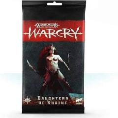 Warcry: Daughters Of Khaine Card Pack