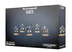 Space Marines Scouts (Repackage)