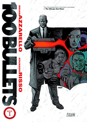 100 Bullets Tp Book 01 (MR) (STK650125)