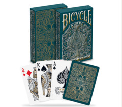 Aureo Bicycle Playing Cards