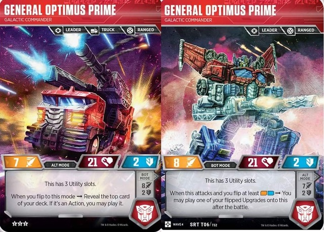 General Optimus Prime // Galactic Commander