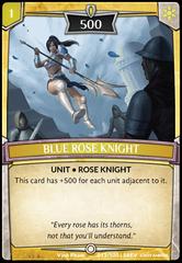Blue Rose Knight - Foil
