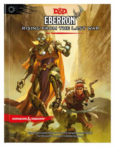 Eberron: Rising from the Last War - Hardcover