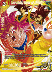 Son Goku, Dawn of Divinity - BT8-109 - SPR