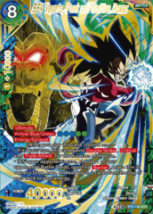SS4 Vegeta, Peak of Primitive Power - BT8-136 - SCR
