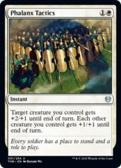 Phalanx Tactics - Foil