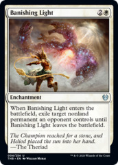 Banishing Light - Foil (THB)