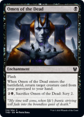 Omen of the Dead - Foil