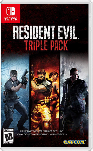 Resident Evil Triple Pack