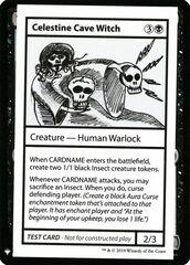 Celestine Cave Witch